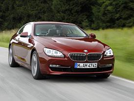 BMW 6 Coupé (F13): Pohon všech kol pro 650i xDrive, naftový šestiválec pro 640d