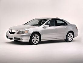 Neúspěšné modely: Acura RL (2004-)