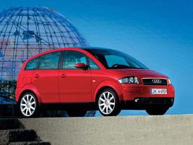 Neúspěšné modely: Audi A2 (1999-2005)