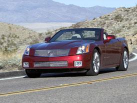Neúspěšné modely: Cadillac XLR (2003-2009)