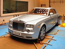 Rolls-Royce 102EX: Elektrick� rolls �ije, chyst� se na cesty