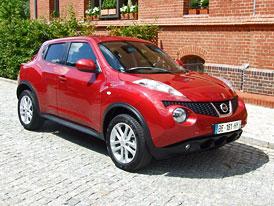Nissan Juke 1,5 dCi (81 kW): První jízdní dojmy
