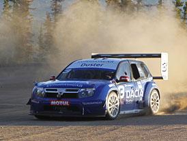 Pikes Peak 2011: Dacia Duster (on-board video)