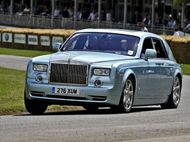 Goodwood Festival of Speed 2011: Fotogalerie+video