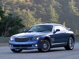 Neúspěšné modely: Chrysler Crossfire (2003-2007)