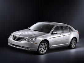 Ne�sp�n� modely: Chrysler Sebring (2007-2010)
