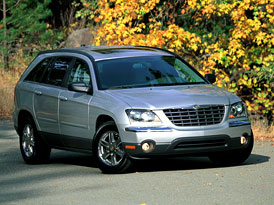 Ne�sp�n� modely: Chrysler Pacifica (2003-2007)