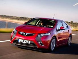 Opel Ampera ePionier Edition: Pro za��tek pln� v�bava
