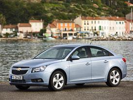 Chevrolet svol�v� sedan Cruze kv�li nebezpe�� po��ru