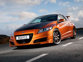 Video: Honda CR-Z Mugen – Ostřejší hybrid