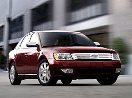 Neúspěšné modely: Ford Five Hundred / Taurus / Freestyle / Taurus X (2004-2009)