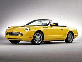 Neúspěšné modely: Ford Thunderbird (2002-2005)