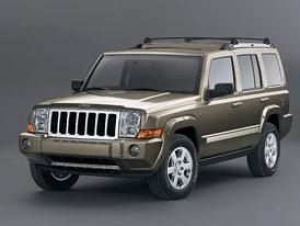 Neúspěšné modely: Jeep Commander (2006-2010)