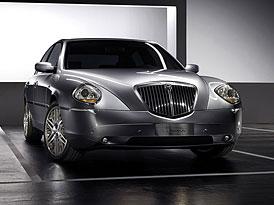 Neúspěšné modely: Lancia Thesis (2002-2009)