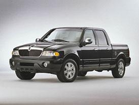 Neúspěšné modely: Lincoln Blackwood (2001-2002)