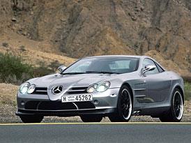 Neúspěšné modely: Mercedes-Benz SLR McLaren (2003-2009)