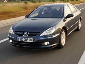 Neúspěšné modely: Peugeot 607 (1999-2010)