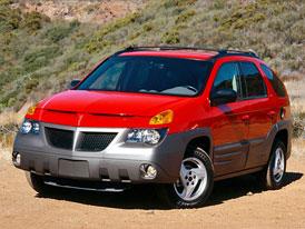 Neúspěšné modely: Pontiac Aztek (2000-2005)