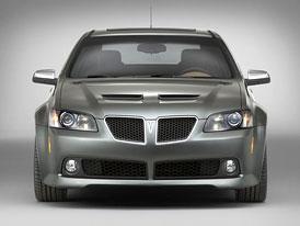 Neúspěšné modely: Pontiac G8 (2008-2010)