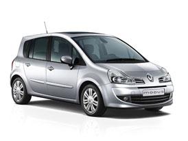 Neúspěšné modely: Renault Modus (2004-dosud)