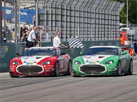 Video: Aston Martin V12 Zagato – Nürburgring