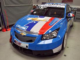 Chevrolet WTCC: Návštěva v sídle týmu