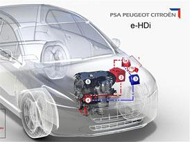 Motor 1,6 e-HDI: Nově i pro Peugeoty 3008, 5008 a Partner Tepee