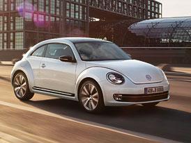 VW Beetle: Jay Leno vyrobil první test + srovnání s originálem