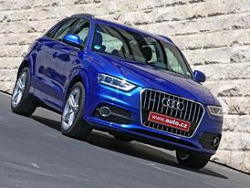 Audi Q3 RS: První jízdní dojmy