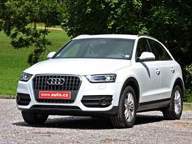 Audi Q3: První jízdní dojmy