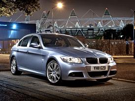 BMW 1 a 3: Olympijská edice pro Londýn