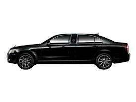 Ssangyong Chairman W: Modernizace osmiválcového sedanu