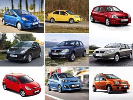 Auta s klimatizací do 200 tisíc Kč: Co koupit?