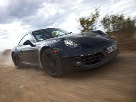 Porsche 911 (991): První jízda s novou jedenáctkou (video)
