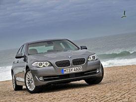 BMW 5: Nejprodávanější 4x4 vyšší střední třídy