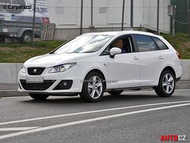 Spy Photos: Seat Ibiza ST FR  - rychlé kombi taky ze Španělska