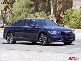 Spy photos: Audi S6 + S6 Avant – Implantace osmiválce