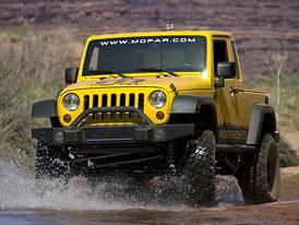 Jeep Wrangler Unlimited Pickup: Stavebnice pro dospělé