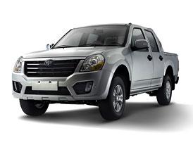 FAW-GM Kuncheng: Mal� pick-up pro velkou ��nu