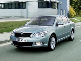 Škoda Octavia 1,4 TSI Drive (90 kW): Lepší výbava za 344.900,-Kč