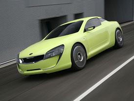 Kia V8: Nov� osmiv�lcov� kup� m��� do Frankfurtu