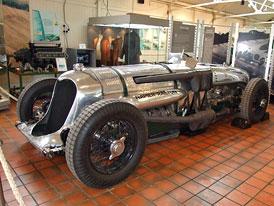 Brooklands Museum: Rodiště motorsportu