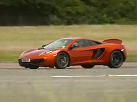 Jay Leno: Jak se kupuje McLaren MP4-12C? (video)