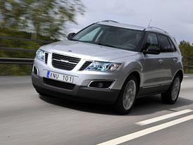 GM vyjádřila spojení Saab-Čína nepodporu, hrozí ukončením projektu 9-4X