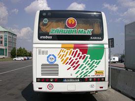 Tempo 100 km/h: Autobusem stovkou N�meckem