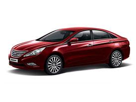 Hyundai Sonata: Prvn� modernizace nov� generace a motor 2,0 Turbo (202 kW, 365 Nm)