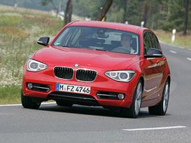BMW 1 (F20): Technické údaje, nové fotografie, české ceny