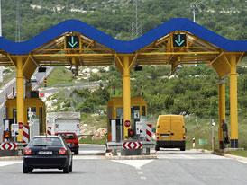 Autem do Chorvatska: Poplatky a mýtné