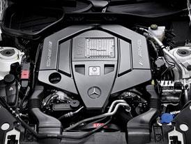 Mercedes-Benz SLK 55 AMG dostane atmosférický osmiválec 5,5 l (310 kW, 540 Nm)