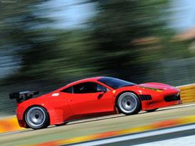 Ferrari 458 Italia Grand Am: Speciál pro americkou sérii